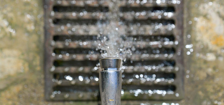 eau-refoulée